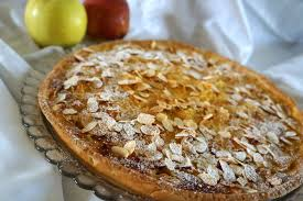 cuisine normande traditionnelle tarte normande recette de eric kayser atelier de brigitte