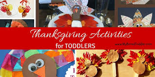 Thanksgiving Activities Toddlers Thanksgiving Crafts For Toddlers My Bored Toddler