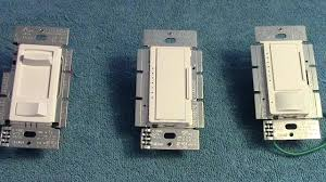 dimmer switch comparisons lutron vs lutron youtube