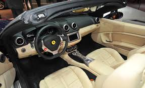Ferrari California White With Red Interior - ferrari california price modifications pictures moibibiki