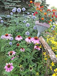 Vertical Flower Bed - how to add vertical interest to your flower beds u0026 containers