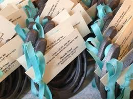horseshoe wedding favors horseshoe wedding favors wedding tips and inspiration