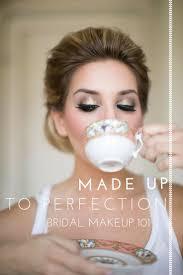 wedding makeup looks look radiant on your wedding day with wedding makeup tips