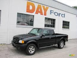 Ford Ranger Truck 2005 - 2005 black ford ranger edge supercab 4x4 16379789 gtcarlot com