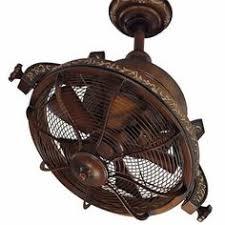 3 head ceiling fan minka aire traditional gyro traditional gyro ceiling fan f502 bcw