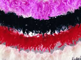turkey feather boa 66 turkey feather boa nightmare toys