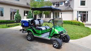 events golf cart world