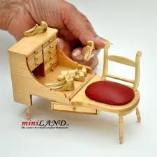 quality cobblers shoemaker bench dollhouse miniature 1 12 v4012 go