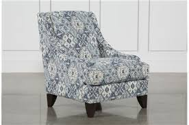 Gray And White Accent Chair Accent Chairs With Arms Armless Living Spaces