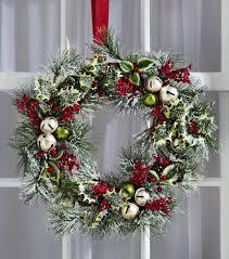 wreath christmas door decorations styleshouse