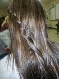 how to fade highlights in hair dark brown hairs 12 flattering dark brown hair with caramel highlights hair