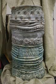 high clay pot designs via dawn d ceramics coil pots