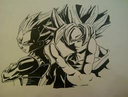 rate dbz drawing 10 pic bodybuilding forums