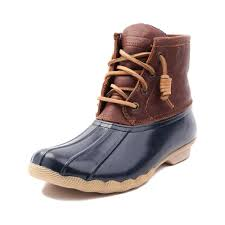 womens duck boots canada womens sperry top sider saltwater boot