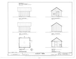 good farm floor plans 2 smokehouse elevations