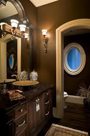Guest Bathroom Decor Ideas Colors Best 20 Brown Bathroom Ideas On Pinterest Brown Bathroom Paint