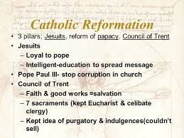 Council Of Trent Decree On The Eucharist Section 12 4 Spread Of Protestantism Big Ideas Different Forms Of