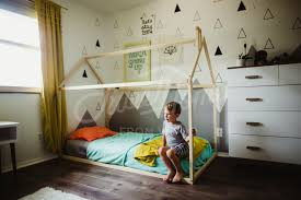 toddler bed house shaped bed nursery wood house bed bed home