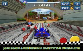 apk sonic sega all racing for android - Sonic Sega All Racing Apk
