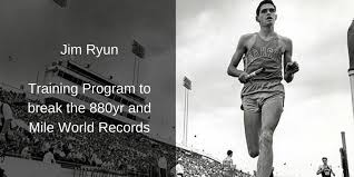 A Place Jim Jim Ryun Program To The 880yr And Mile World
