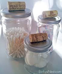 twenty8divine kitchen bathroom canisters diy