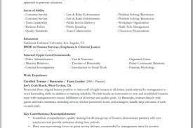 100 armed security guard resume sample resume security guard