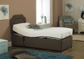 imperial opulence bed with memory foam mattress 3ft x 6ft6