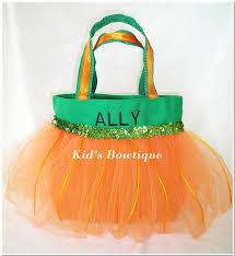 tulle bags make a matching bag for costume add tulle and ribbon or