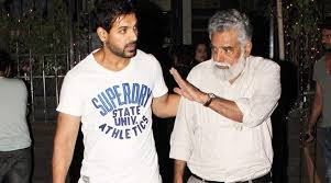 abraham john my father is a super guy john abraham the indian express