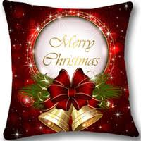 Red Decorative Pillow Best Red Christmas Throw Pillows To Buy Buy New Red Christmas