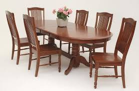 Dining Tables Oval Oval Wood Dining Table Freedom To