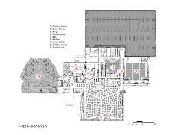 Casino Floor Plan by Gallery Of Black Bear Casino Resort Walsh Bishop 17