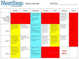 lsat sample calendar 3 months next step test prep
