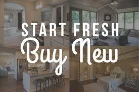 start fresh buy new regency homebuilders