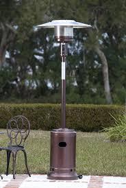 Patio Propane Heater by Very Practical Propane Patio Heater