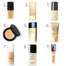 light coverage foundation for oily skin 9 best foundations for oily skin in 2015 always inspired life