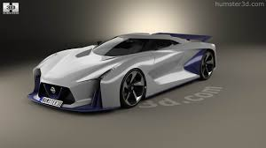 nissan supercar concept 360 view of nissan 2020 vision gran turismo 2014 3d model hum3d