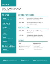 graphic design resume template graphic designer resume templates by canva