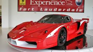 enzo fxx fxx evolution with only 7 for sale on ebay