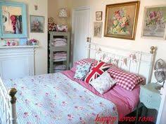 HAPPY LOVES ROSIE Bedroom Vintage British Style Cath Kidston - Cath kidston bedroom ideas