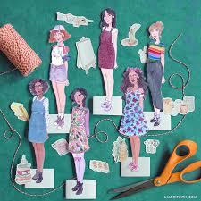printable paper dolls free stellar sister printable paper dolls lia griffith