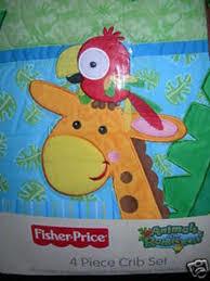 Rainforest Crib Bedding Fisher Price Rainforest Bedding Set For Sale In Dover Centre