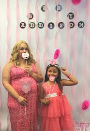 baby shower photo booth ideas photo booth ideas for baby shower the best pink baby shower