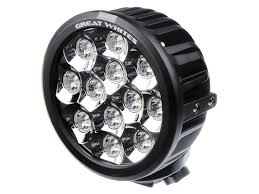 round led driving lights 170 18 led round driving light great whites