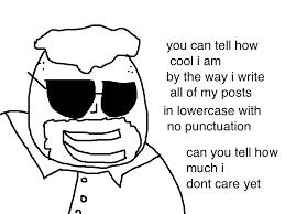 Punctuation Meme - no punctuation counter signal memes know your meme