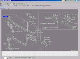 nissan parts diagram for primera nissan primera p11 parts catalog