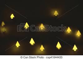 christmas tree shaped lights christmas tree shaped lights bokeh bokeh christmas lights stock