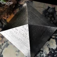 pyramid totem cigar ashtrays ancient decorations