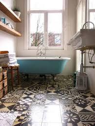 flooring bathroom floor ideas low cost alternative unusual diy