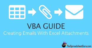 the vba guide to sending excel attachments through outlook u2014 the